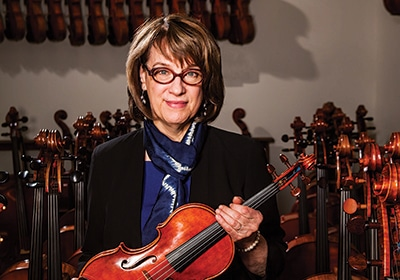 Claire Givens Violins Inc.