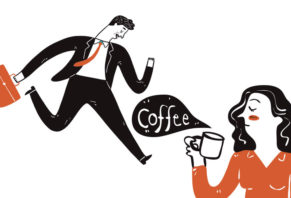 How to Say No to Coffee Meetings