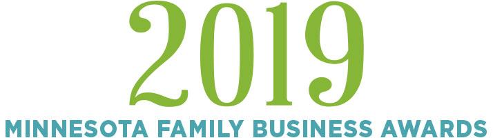 2019 Minnesota Family Business Awards Finalists