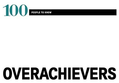 Overachievers