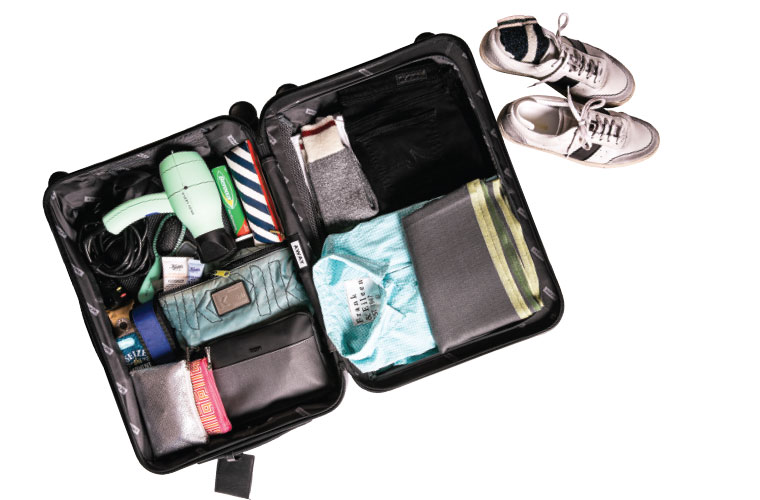 How to Pack Like a Road Warrior