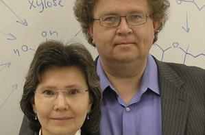 Olga Selifonova And Sergey Selifonov