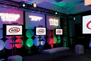 Electronic Arts Tech Lounge
