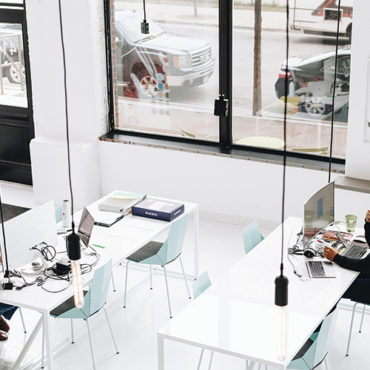 Office Envy: Agency Squid's New Work/Living Space