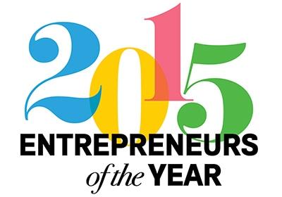 2015 Entrepreneurs Of The Year