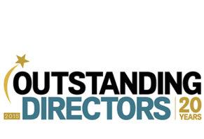 2015 Outstanding Directors Awards