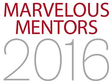 2016 Marvelous Mentors