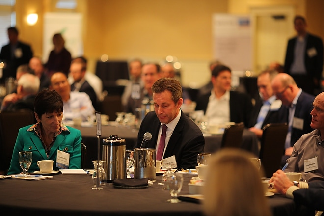Photos from TCB's 2016 Middle Market Forum