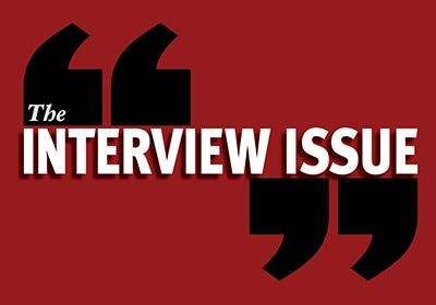 The Interview Issue