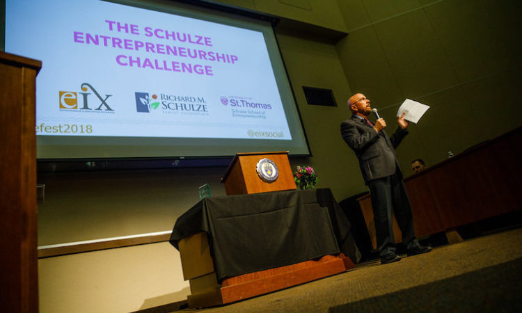 Entrepreneurship & Innovation Competition is Off, But Finalists Get Prize Money