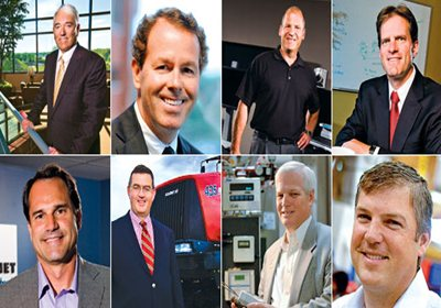 2009 Entrepreneurs Of The Year