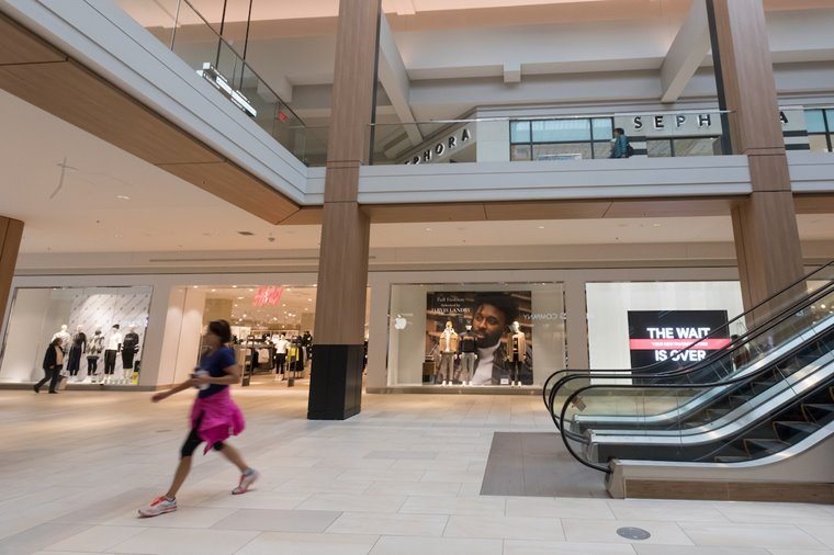 Malls Can Reopen Monday, But Mall of America Will Hold Off Until June 1
