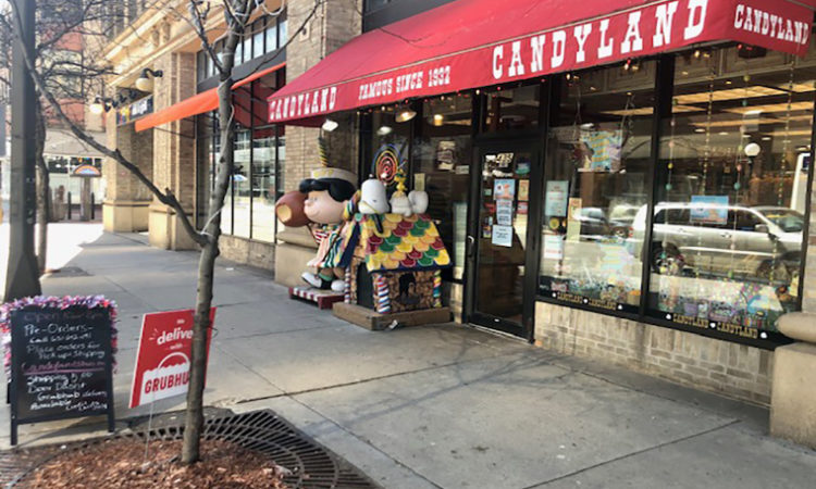 In Troubling Times, Candyland Offers Something Sweet