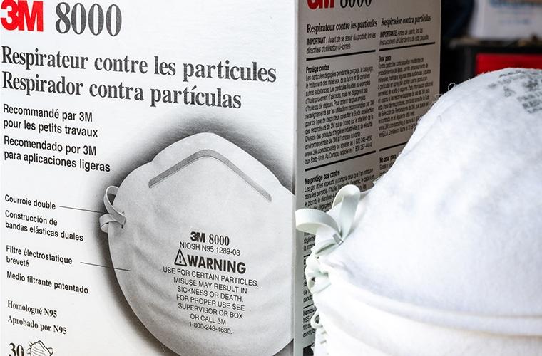 3M to Import 166.5 Million Face Masks