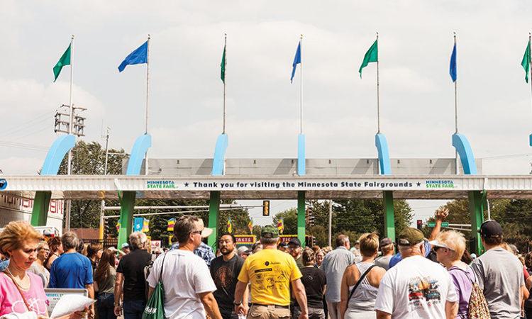 Minnesota State Fair Is Off