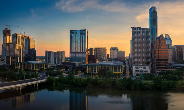 United Properties Opens New Office in Austin, Texas