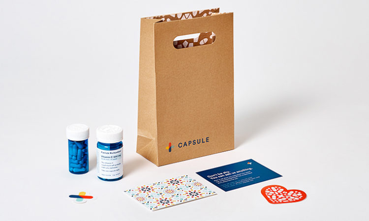Digital Pharmacy Startup Capsule Opens in Minneapolis