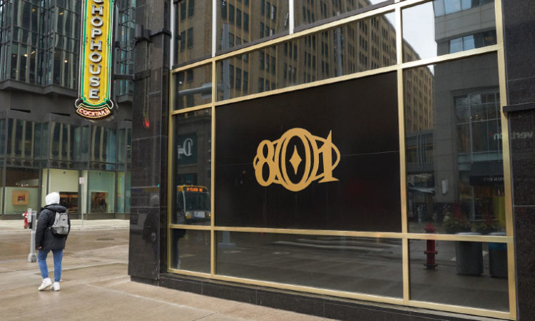 801 Chophouse Turns Its Back on Nicollet Mall