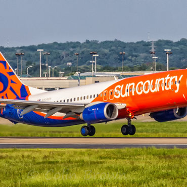 Sun Country Share Prices Jump After IPO