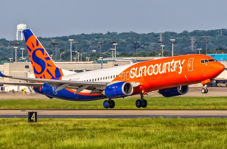 Sun Country Majority Owner to Sell More Stock