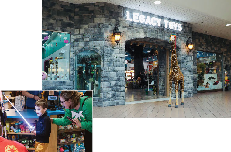 Legacy Toys Takes a Play from Creative Kidstuff