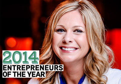 Entrepreneurs Of The Year