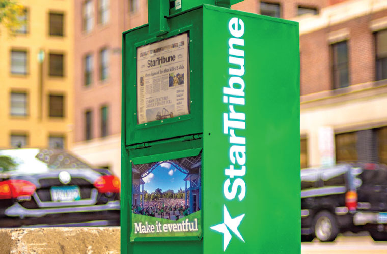 Star Tribune Now Only Daily Newspaper with Home Delivery in Duluth