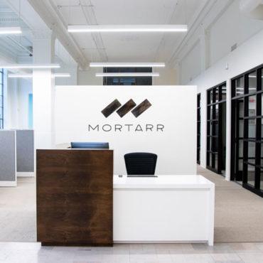 Office Envy: Mortarr