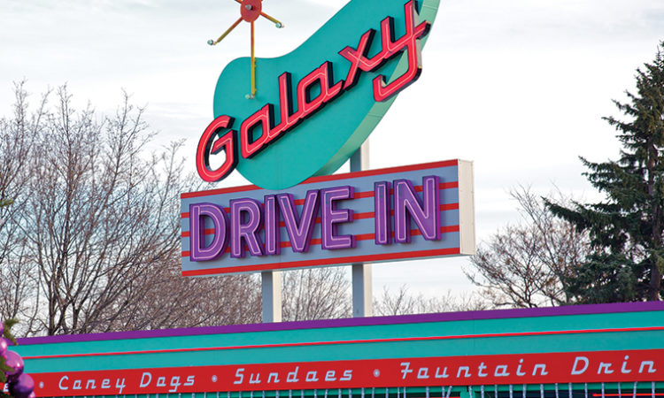 Galaxy Drive-In's New Operator