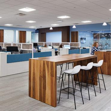 Office Envy: Sleep Number's New Swanky Headquarters