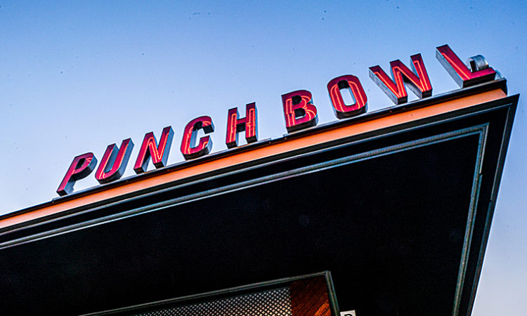 West End's Punch Bowl to Shutter Temporarily