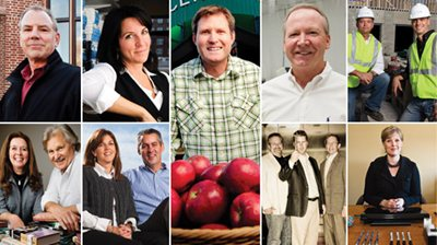 Small-Business Success Stories 2010