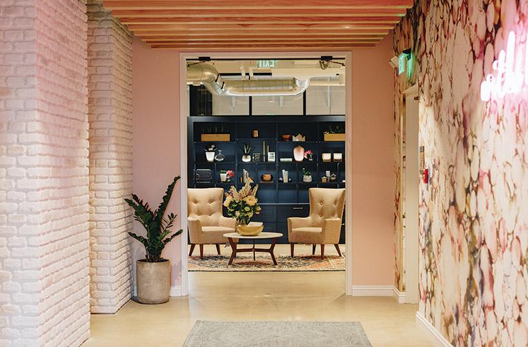 Office Envy: Evereve's New Headquarters