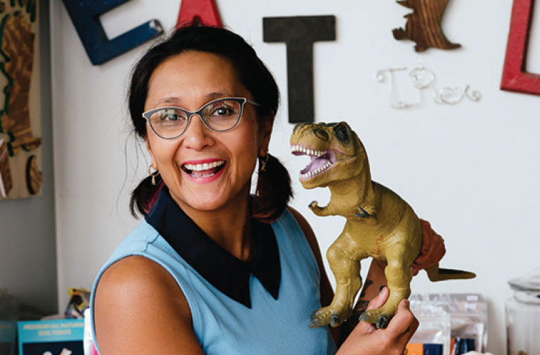 Lessons Learned: T. Rex Cookie Founder Tina Rexing