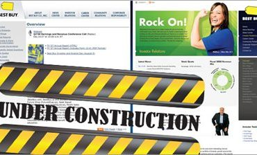 Web Site Makeovers