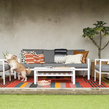 Stuck Inside, Consumers Invest in Outdoor Spaces