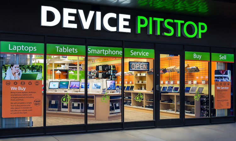 Increased Tech Needs Keep Device Pitstop Open