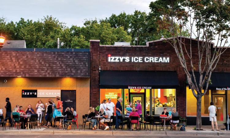 Izzy's Ice Cream Closes in St. Paul