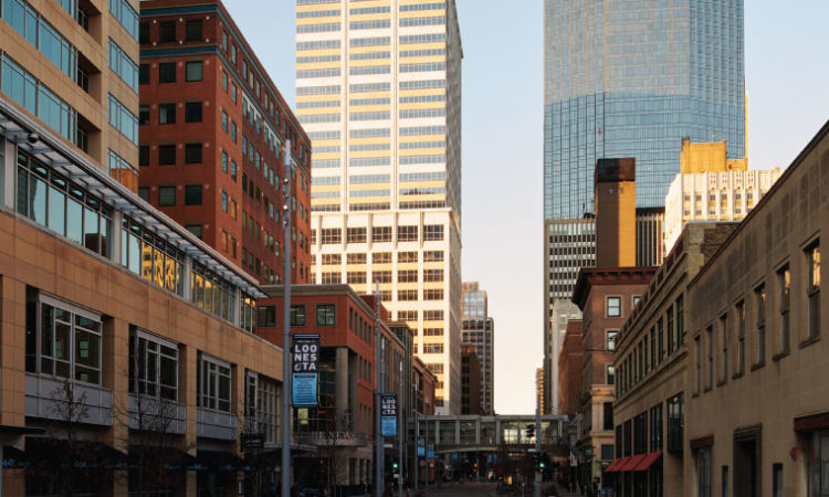 Downtown Minneapolis Leads Q4 Office Leasing Activity