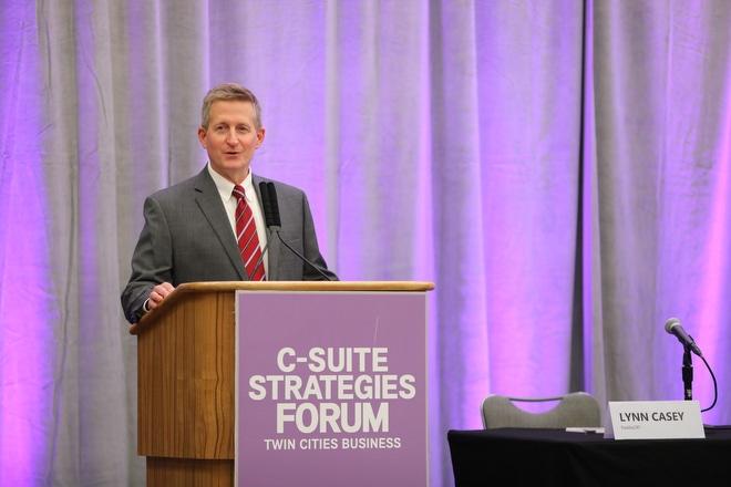 Photos from TCB's 2016 C-Suite Strategies Forum