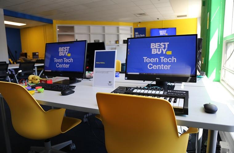Best Buy's Revenue Jumped 37% in Q1