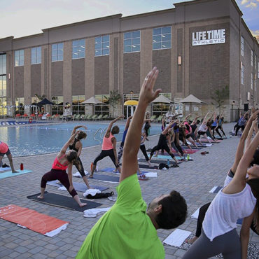 A Return to Routine as Health Clubs, Restaurants Reopen