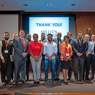 MEDA Unveils Finalists in Million Dollar Pitch Competition