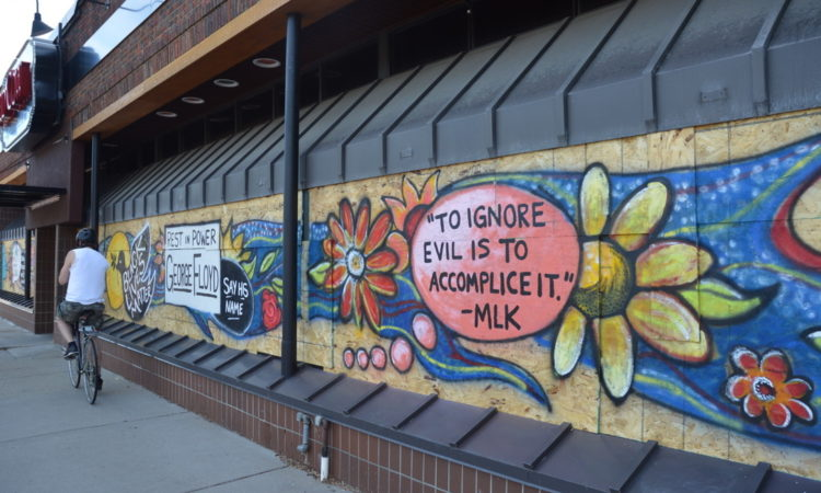 Why Are So Many Twin Cities Businesses Still Boarded Up?