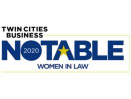 Notable Logo - Women in Law