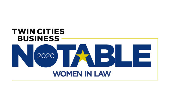 Notable Women in Law 2020
