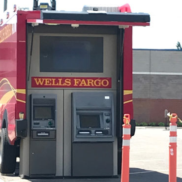 Wells Fargo, Walgreens Offer Makeshift Services Where Locations Remain Closed