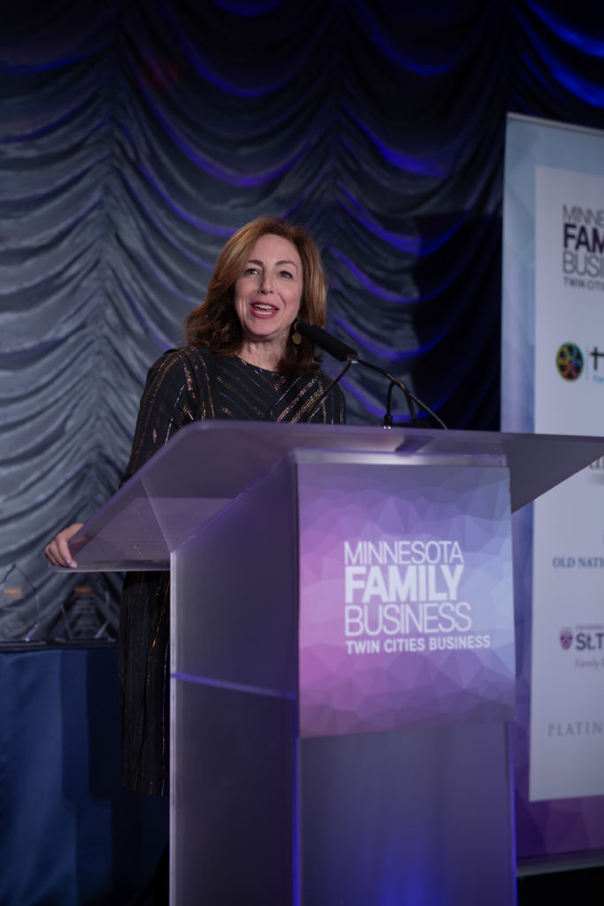 Photos from TCB's 2018 Minnesota Family Business Awards