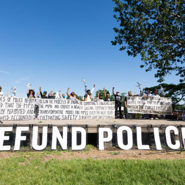 Minneapolis Downtown Council: 'Defund the Police' Rhetoric Killing Deals