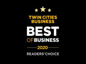 Best of Business 2020 logo